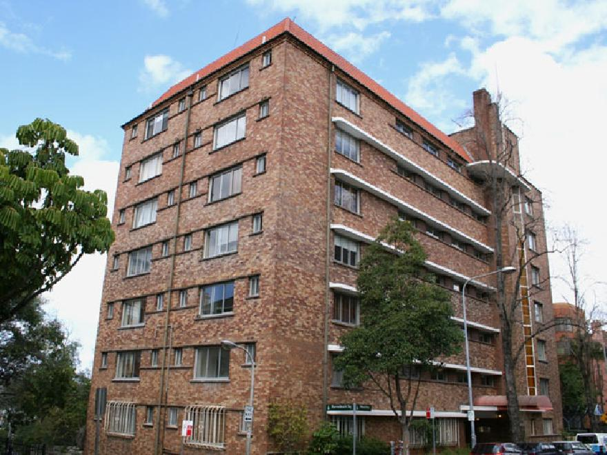 """Marlborough Hall"", 4 Ward Avenue, Potts Point"